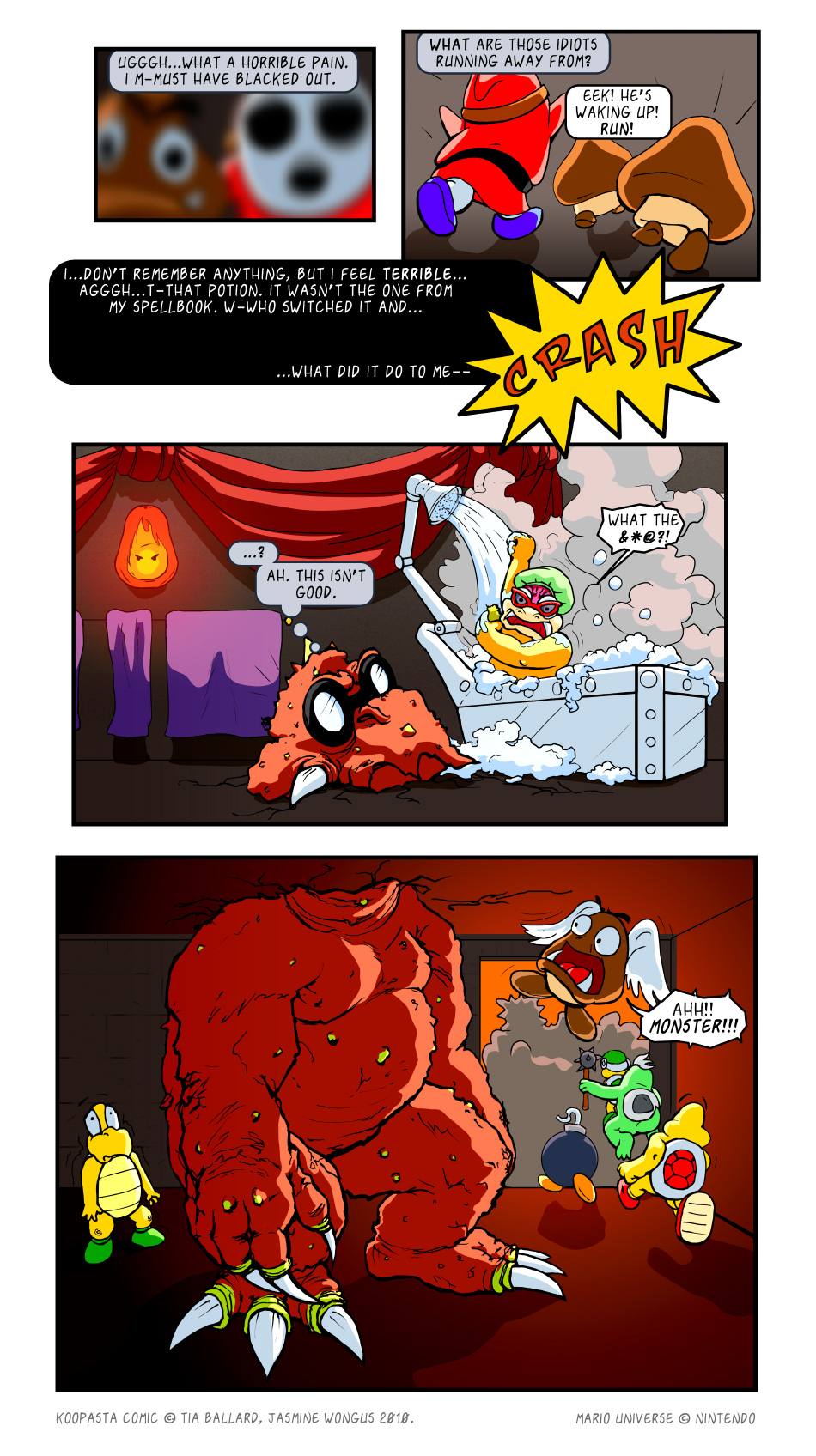 #09: Monster Smash